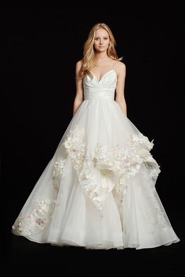 Preload https://img-static.tradesy.com/item/22052006/hayley-paige-ivorymulti-colored-taffeta-tulle-6601-modern-wedding-dress-size-8-m-0-1-540-540.jpg