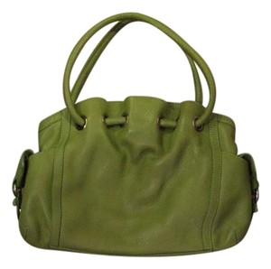 Cole Haan Satchel in Green