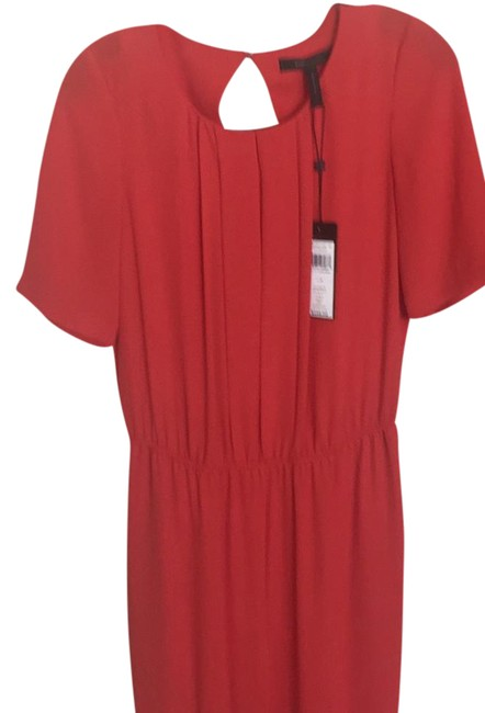 Item - Curry Red Maddison Romper/Jumpsuit