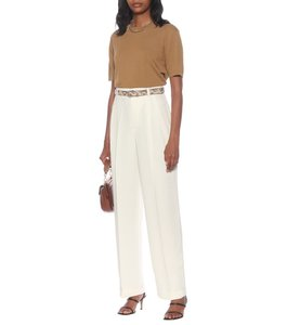Thakoon Straight Pants White