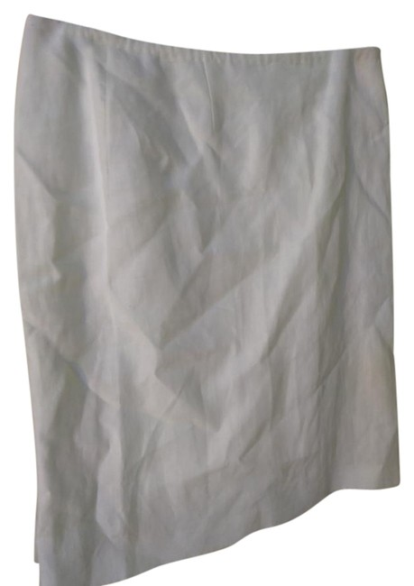Item - White Made In Italy Skirt Size 6 (S, 28)