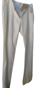 veronique branquinho Boot Cut Pants White