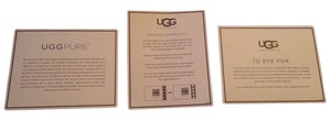 UGG Australia Ugg boot authenticity cards
