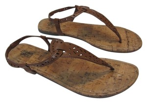 Faded Glory Size 10 TAN Sandals