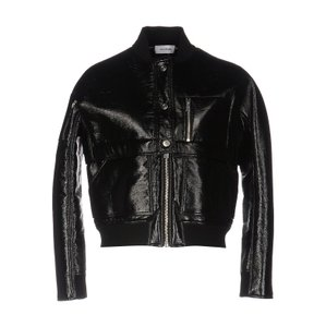 Courrèges Leather Jacket