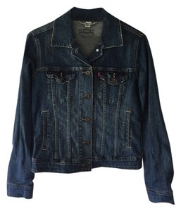 Levi's Medium denim Womens Jean Jacket