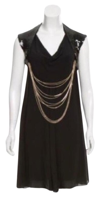 Preload https://item5.tradesy.com/images/chanel-black-embellished-silk-and-sequined-w-gold-cc-chain-short-cocktail-dress-size-6-s-22055294-0-4.jpg?width=400&height=650