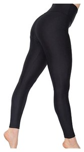 American Apparel Nylon Tricot High Waisted Leggings
