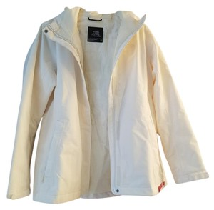 The North Face New With Tags Garden white Jacket