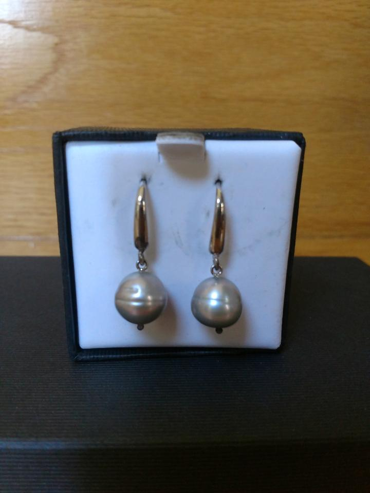 Honora Sterling Silver And Freshwater Pearl Earrings
