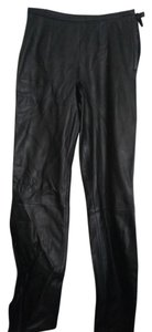 Pelle Studio Straight Pants Black