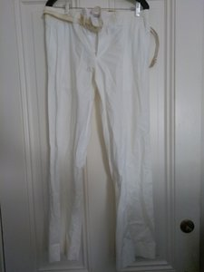 Tufi Duek Straight Pants White