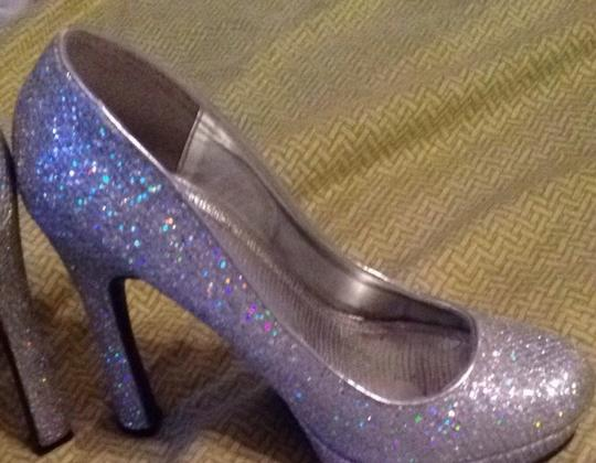 Rouse Helium Sparkling Silver Formal