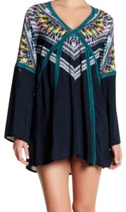 Red Carter Swim Cover Up