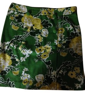 Talbots Skirt multy color