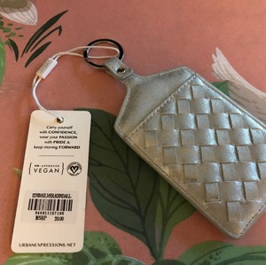 Urban Expressions Faux Leather Key Chain