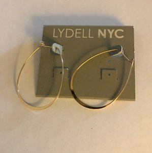 Lydell NYC Thin Hoop