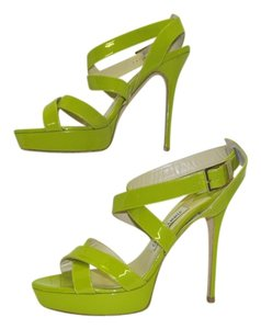 Jimmy Choo Citrine Sandals