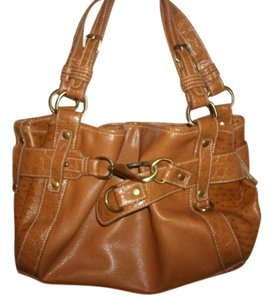 Other Hook Buckled Shoulder Bag