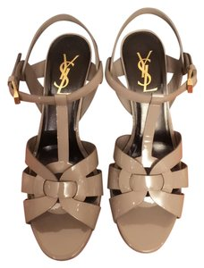 Saint Laurent Tribute Ysl Tribute Fog Sandals