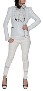 Marissa Webb Cropped White Jacket