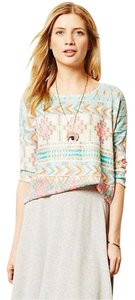 Anthropologie Top Multi