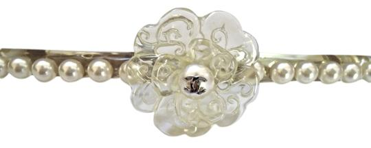 Preload https://item1.tradesy.com/images/chanel-chanel-ex-long-115-cm-lucite-petals-camellia-pearl-jewel-hair-clip-pin-2206155-0-0.jpg?width=440&height=440