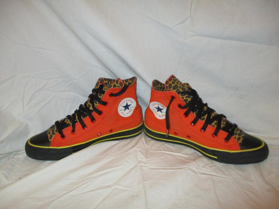 f57677bede1 Converse Multicolor Chuck Taylor Yolo High Top Sneakers Size US 8 ...