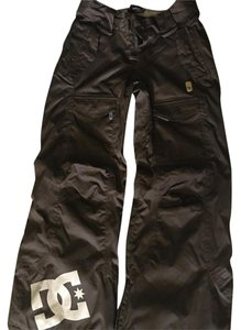 DC Shoes Athletic Pants brown