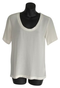 6f19f1d800160 White Aritzia Blouses - Up to 70% off a Tradesy
