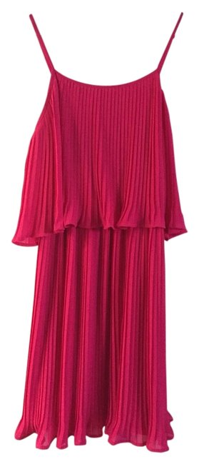Preload https://item4.tradesy.com/images/ya-los-angeles-pink-cocktail-dress-size-12-l-2206288-0-0.jpg?width=400&height=650