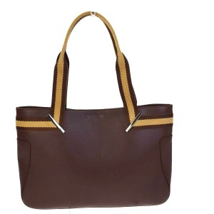 3bab5a542e6 Gucci Satchel Tote Style Perfect For Everyday Mint Condition Timeless  Medium Size Tote in brown