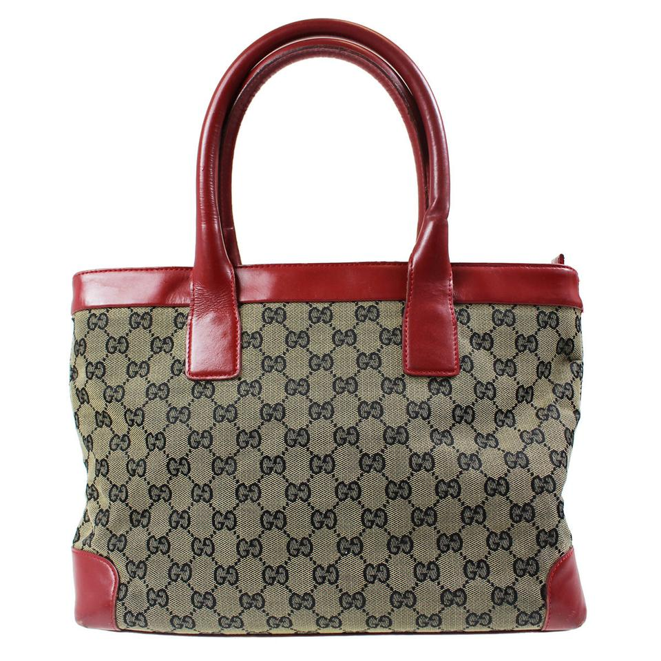 e381c11f81af Gucci Perfect Size Great Everyday Excellent Vintage Rare Color Combo Comes  With Dust Tote in navy ...