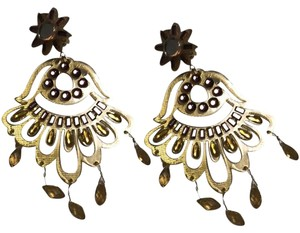 Mercedes Salazar fiesta earrings