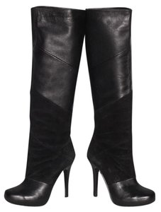 House of Harlow 1960 Knee High Black Boots