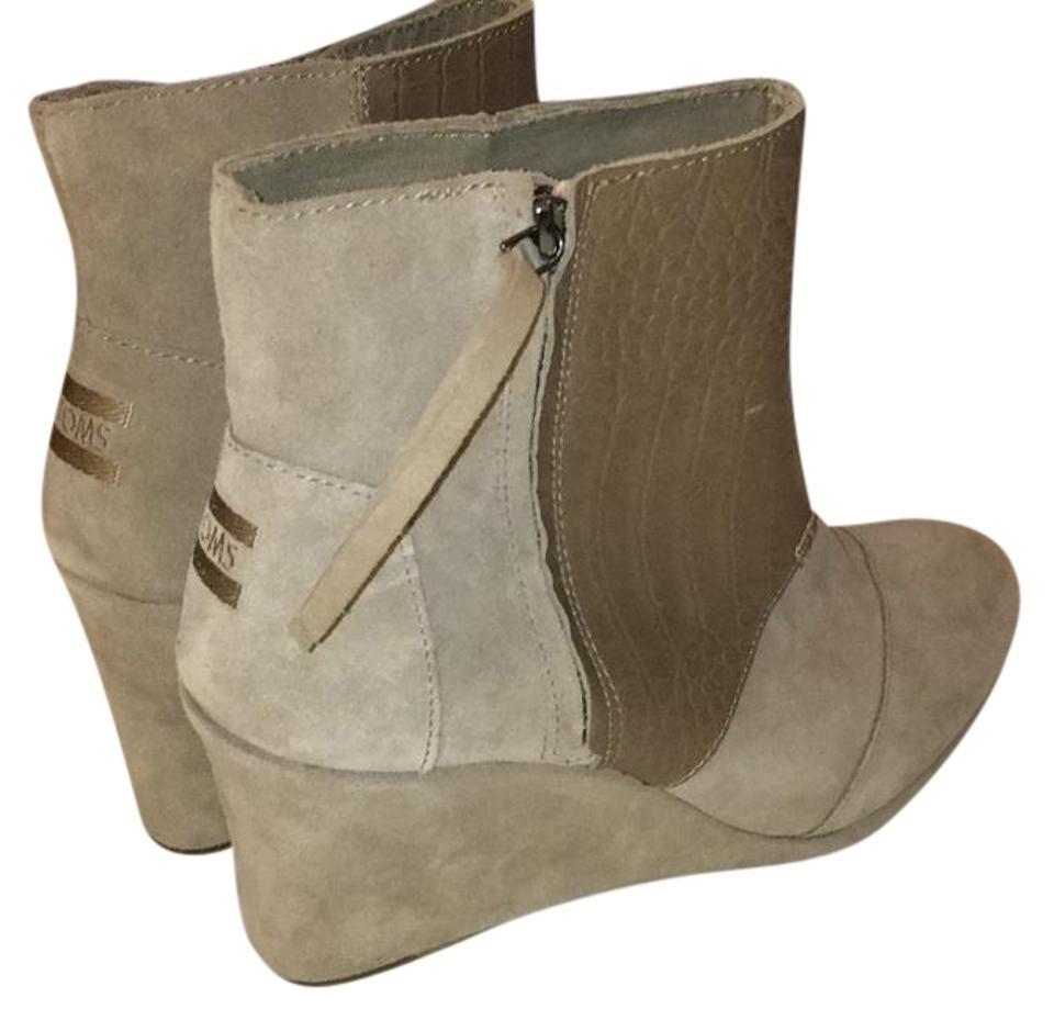 1a39263f16e0 TOMS Natural . Boots Booties Size US 11 Regular (M