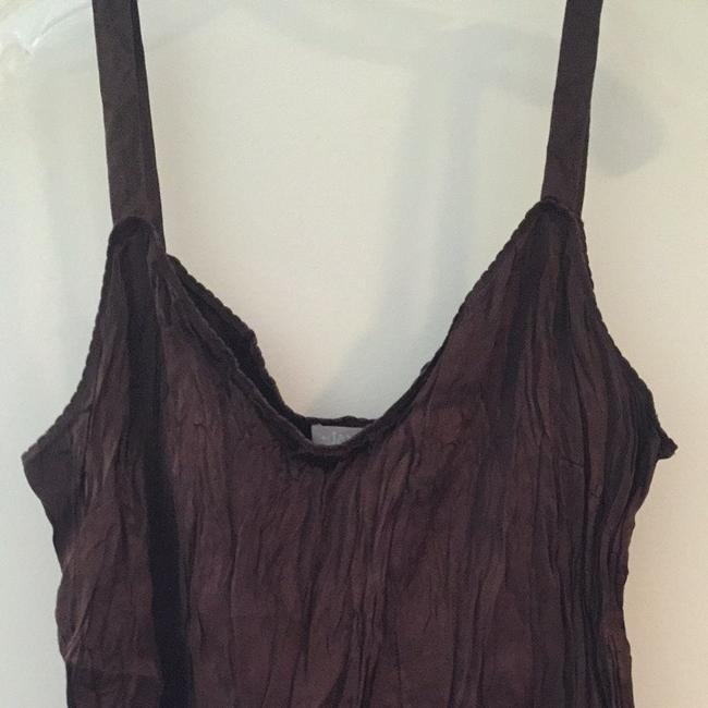 Janeville Top Chocolate Brown