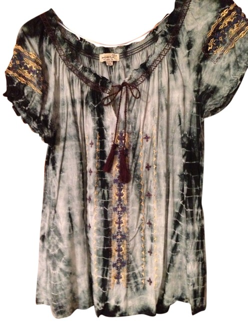 Preload https://item5.tradesy.com/images/one-world-blouse-size-6-s-2206624-0-0.jpg?width=400&height=650