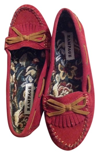Rampage Red Flats