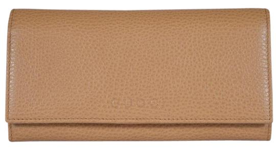 a5882fbe2a9920 Gucci Made In Italy Leather Continental Wallet | Stanford Center for ...
