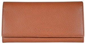 Gucci NIB GUCCI WOMENS CONTINENTAL BIFOLD LEATHER WALLET MADE IN ITALY