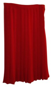 Requirements Skirt Red