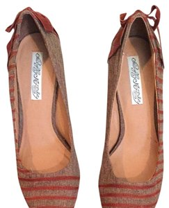 Naughty Monkey Rust Wedges