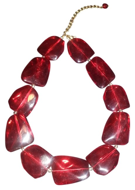 Item - Red Necklace