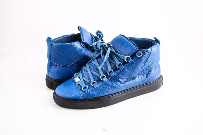 Item - Blue Arena High Sneakers Shoes