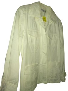 GERARD DAREL White Jacket