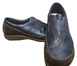 Naot Brown Mules