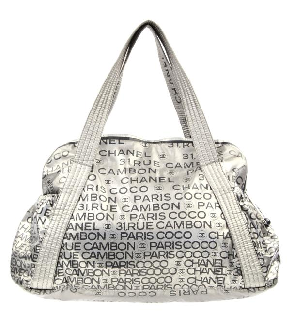 Item - Unlimited Silver Canvas Tote