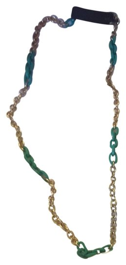 Preload https://item3.tradesy.com/images/j-crew-teal-long-necklace-2207127-0-0.jpg?width=440&height=440