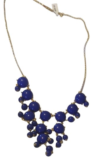 Simply Accessories Blue Necklace